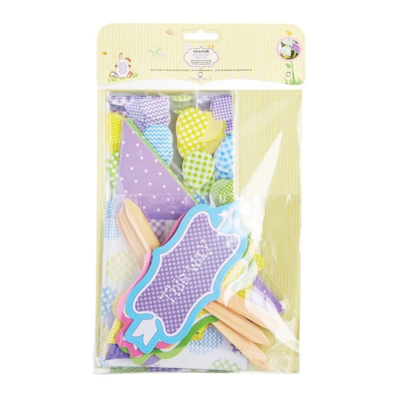 Kit de Pâques pour la chasse aux oeufs - Kitchen Craft