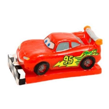 Bougies décorative Cars