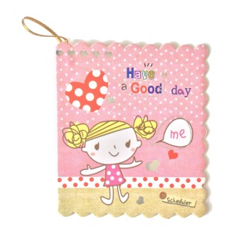"Carte cadeau illustrée ""Have a good day"""