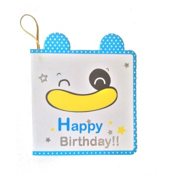 "Carte cadeau illustrée ""happy birthday"""