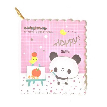 "Carte cadeau illustrée ""Happy smile"""