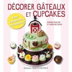 Décorer gâteaux et Cupcakes - Editions Ouest France