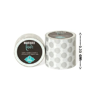 Masking tape / Washi tape fantaisie or