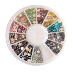 Mini coffret de strass