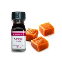 Arôme extra fort - Caramel - 3.7 ml