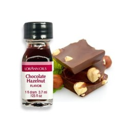 Arôme extra fort - Chocolat noisette - 3.7 ml