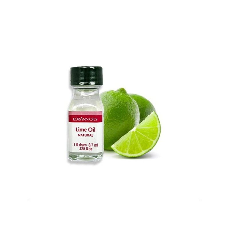 Arôme extra fort - Citron vert - 3.7ml