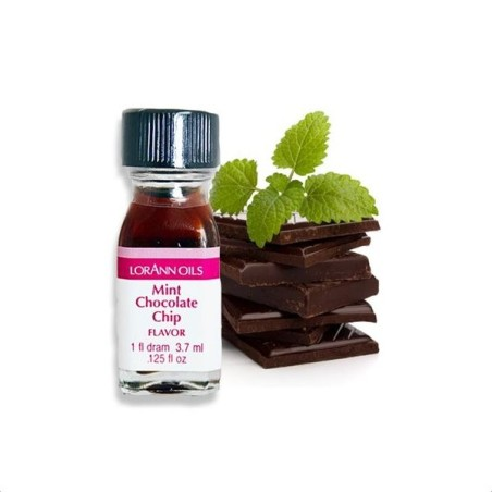 Arôme extra fort - Menthe Chocolat - 3.7ml