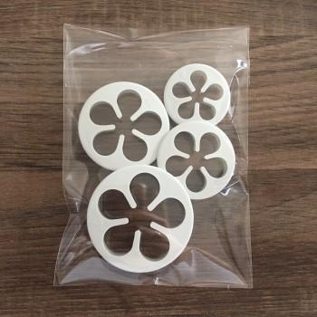 Emportes pièces fleurs