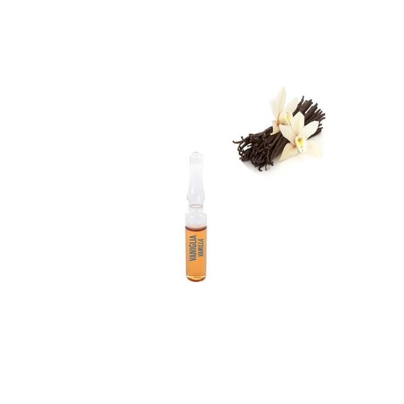 Arôme vanille - Lot de deux fioles de 2 ml