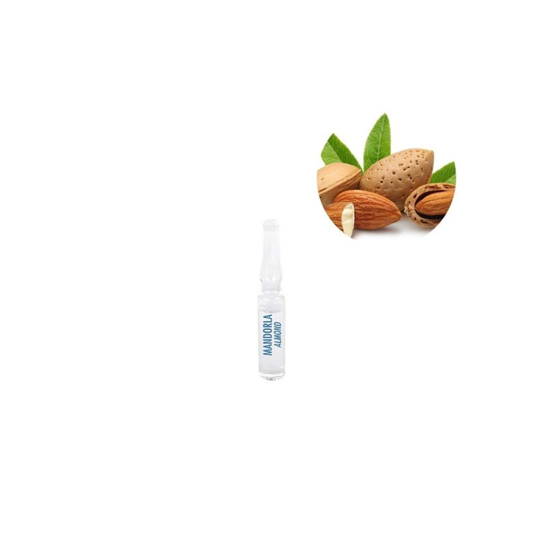 Arôme amande - lot de deux fioles de 2ml