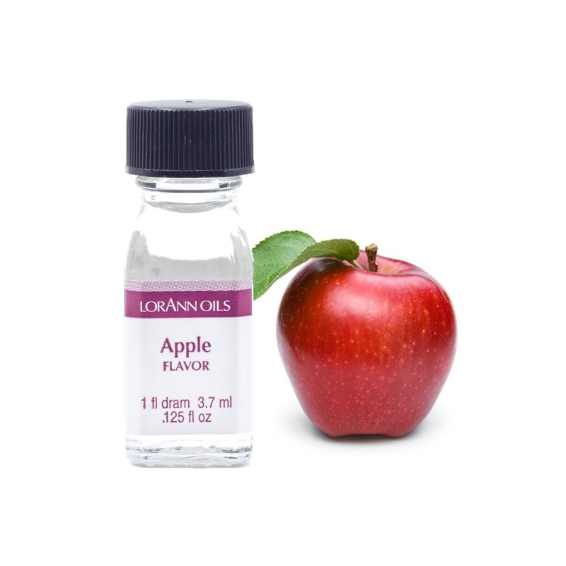 Arôme extra fort - Pomme - 3.7 ml