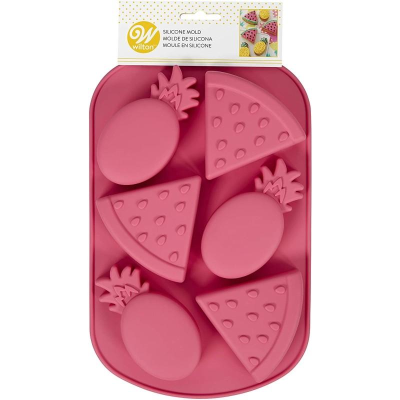 Moule à gâteaux fruits - Ananas Pastèque